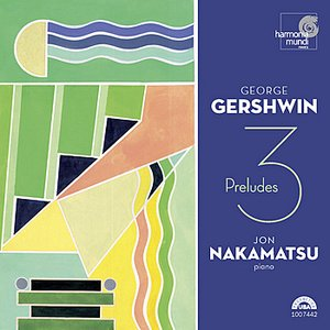 Image pour 'Gershwin: Preludes'