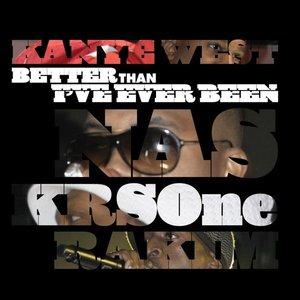 Imagem de 'Kanye West Nas & KRS-One'