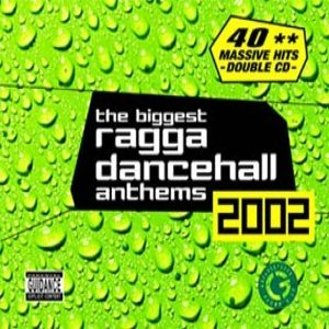 Immagine per 'The biggest ragga dancehall anthems 2002'