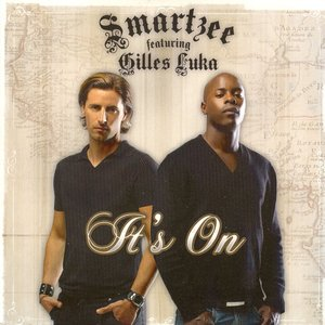 Immagine per 'It's on - old school mix (feat. Gilles Luka)'