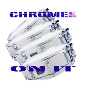 Image for 'Chrome's On It'
