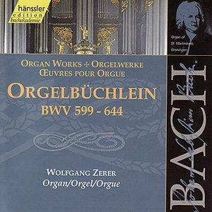 Image for 'Johann Sebastian Bach: Orgelbüchlein BWV 599-644'