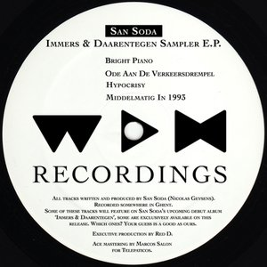 Image for 'Immers & Daarentegen Album Sampler EP'