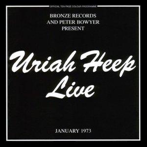 Image for 'Uriah Heep Live'
