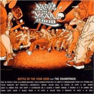 Image for 'Battle of the Year 2000'