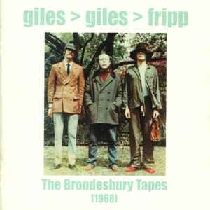 Image for 'The Brondesbury Tapes'