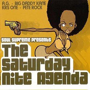 Image for 'The Saturday Nite Agenda'