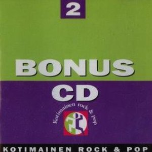 Imagem de 'Bonus CD 2: Kotimainen rock & pop'
