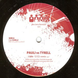 Image for 'Pauli Vs Tyrell'