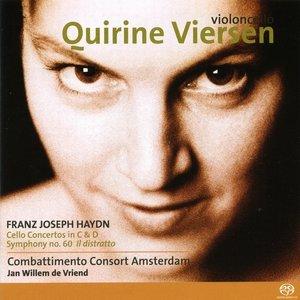 Image for 'Franz Joseph Haydn, Cello Concertos in C and D, Symphony No. 60 'Il distratto'