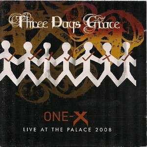 Image for 'One-X / Live At The Palace 2008'