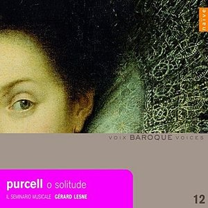 Image for 'Purcell: O Solitude'