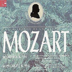 Image for 'Piano Concerto No. 25 in C Major, K. 503: I. Allegro maestoso'