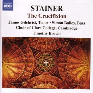 Image for 'STAINER: The Crucifixion'
