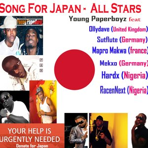 Image for 'Song For Japan - All Stars'