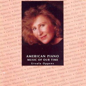 Image for 'Piano Music - Nancarrow / Bolcom / Carter, E. / Sahl, M. / Hemphill / Adams, J. / Foss / Rzewski / Wuorinen / Picker / Harbison'
