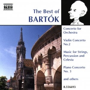 Image for 'BARTOK (THE BEST OF)'