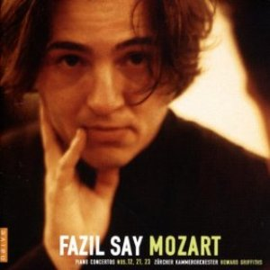 Imagem de 'Fazil Say Mozart'