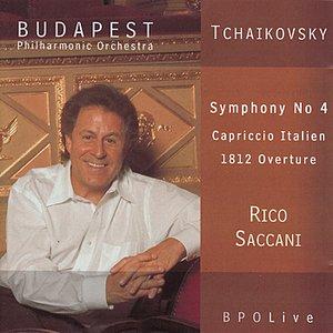 Image for 'Capriccio Italien, Op. 45'