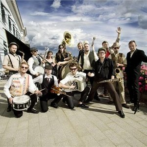 Image for 'The Bad Ass Brass Band'