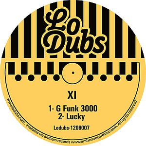 Image pour 'G Funk 3000 / Lucky - Single'