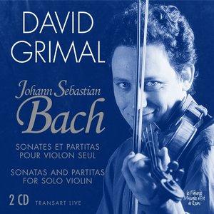 Immagine per 'Bach : Sonates et Partitas pour violon seul - Sonatas and partitas for solo violin'