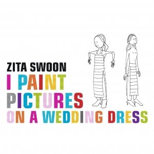 Immagine per 'I Paint Pictures on a Wedding Dress'
