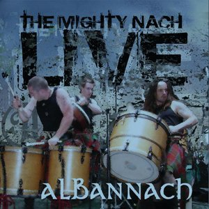 Image for 'The Mighty Nach LIVE'