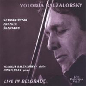 Image for 'LIVE IN BELGRADE'
