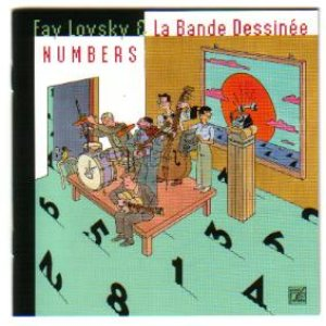 Image for 'Numbers (feat. la Bande Dessinée)'
