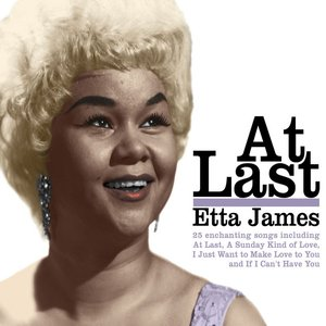 Image for 'Etta James - At Last'
