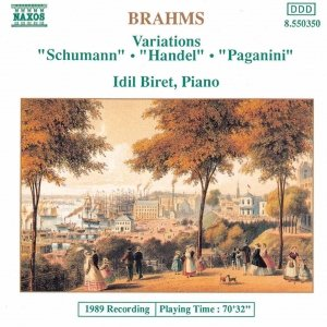 Image for 'Variations on a Theme by Schumann, Op. 9'