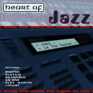 Image for 'Heart Of Jazz - Jazz Is The Teacher'
