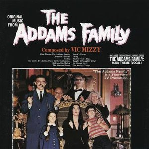 Image for 'The Addams Family (Original Music From The T.V. Show)'