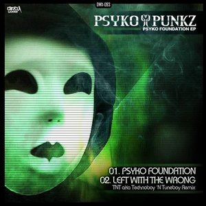 Image for 'Psyko Foundation EP'