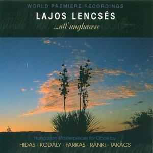 Image for 'Farkas, F.: Aria E Rondo All'Ungherese / Ranki, G.: Don Quijote and Dulcinea / Hidas, F.: Oboe Concerto'