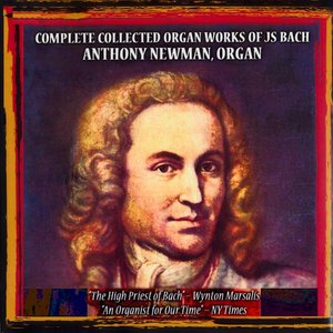Image for 'Complete Collected Organ Works of JS Bach'