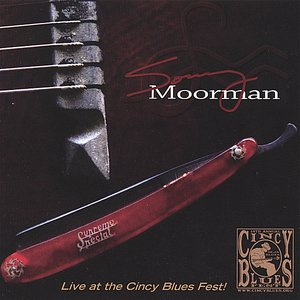 Image for 'Sonny Moorman : Live at the Cincy Blues Fest'