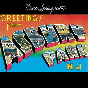 Bild för 'Greetings from Asbury Park, N.J.'