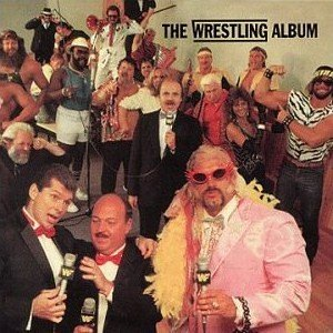 Image pour 'The Wrestling Album'