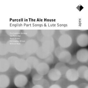 Image for 'Purcell In The Ale House - English Part Songs & Lute Songs  -  APEX'