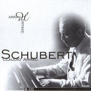 Image for 'Schubert (Claudio Arrau)'