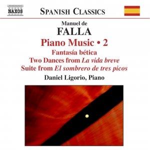 Image for 'FALLA: Complete Piano Works, Vol. 2'