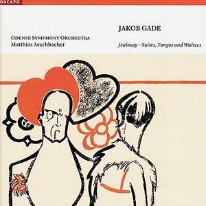 Image for 'GADE, J.: Jalousie / Leda and the Swan / Suite d'amour / Rhapsodietta / Douces Secrets (Aeschbacher)'
