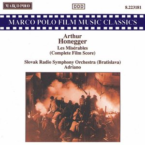 Image for 'Honegger: Miserables (Les)'