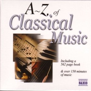 Imagem de 'A TO Z OF CLASSICAL MUSIC'