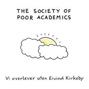 Image for 'Vi overlever uten Eivind Kirkeby'