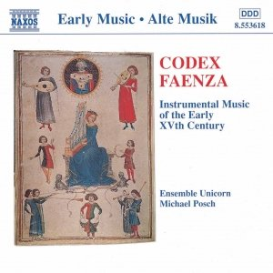 Image for 'Codex Faenza: Aquila altera (arr. for chamber ensemble)'