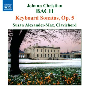 Image for 'Bach: Keyboard Sonatas, Op. 5'