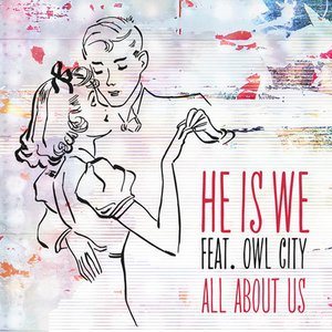 Image for 'All About Us (feat. Owl City) - Single'
